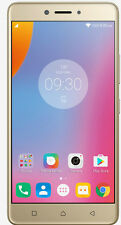 DOW 01 : Lenovo K6 Note|4GB Ram (Gold/Silver) |5.5 in|32GB|4G||16MP/8MP 4000mAh