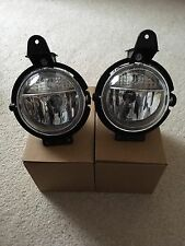 Bmw Mini Mk 2 Cooper/Cooper S/Clubman/Roadster Pair Of Fog Lights