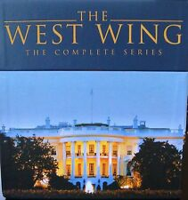 The Complete West Wing: Seasons 1-7 44 Disc Martin SheenBox Set DVD Brand New