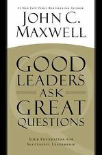 NEW 7 CD Good Leaders Ask Great Questions for Successful Leadership John Maxwell
