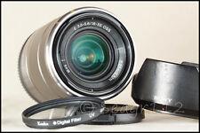 Sony Alpha SEL1855 18-55mm f/3.5-5.6 OSS E Mount Silver Zoom Lens - Near Mint