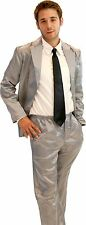Adult TV Show How I Met Your Mother Suitjama Work Dress Suit Jacket Pajamas