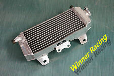 RIGHT aluminum alloy radiator Yamaha YZ250F 2006/WR250F 2007-2009