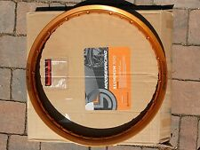 "Moose Hinterrad Felgenring 18"" 2,15 Zoll KTM EXC 125 250 350 450 500 Orange"
