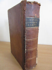 Rare - The Complete Works of Shakespeare - J. B. Lippincott & Co. 1857