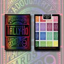 SPECTRUM TALLY HO DECK BY US PLAYING CARD CO. NEW