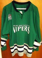 ROCHESTER HOCKEY CLUB Vipers small jersey Michigan polyester CCM #17