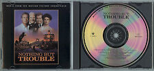 NOTHING BUT TROUBLE SOUNDTRACK CD 1991 Ray Charles Damn Yankees Michael Kamen