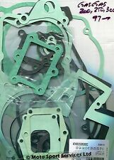 Full Engine Gasket Set Gas Gas 200 250 300 EC MX 1997 to 2014 (WRP)
