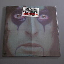 Alice Cooper From the Inside 1978 Original UK Press Factory Sealed