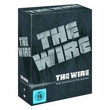 24 DVD-Box ° The Wire ° Komplett-Superbox ° NEU & OVP ° Staffel 1+2+3+4+5