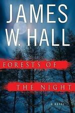 Hall, James W. Forests of the Night Very Good Book