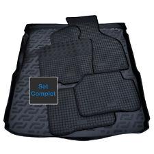 TAPIS SOL CAOUTCHOUC + COFFRE 3D SUR MESURE VW PASSAT 3C B6 B7 BREAK 2005-2014