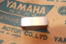 YAMAHA TZ250  TZ350  1973   1980  GENUINE  CRANK  STRAIGHT  KEY - # 256-11546-00
