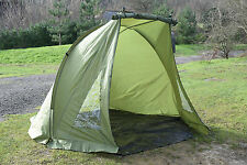 Carp Fishing Bivvy 1-2 man Day Shelter Tent Quick Erect Quest Tackle