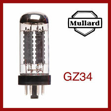 Mullard GZ34 / 5AR4 Rectifier Tube - 1 piece