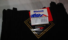NEW BLAUER GTX 9561 SHELL PANTS W/ GORE-TEX BLACK SIZE XL X-LARGE U.S.A. MADE