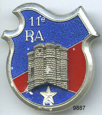9887 . ARTILLERIE  .11e RA