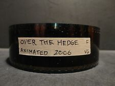 OVER the HEDGE  2006  35mm Movie Trailer collectible cells FLAT 2min 20 secs