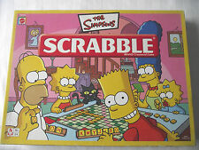 SCRABBLE / The Simpsons Edition / Mattel 2005