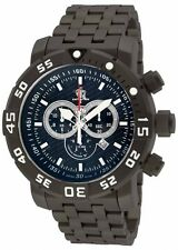 New Mens Invicta 14285 Sea Base Swiss Chronograph Titanium Bracelet Watch