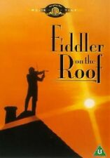 Fiddler On The Roof DVD Musical Topol Norma Crane New Original UK Release R2