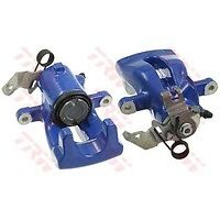 GENUINE REAR LH BLUE BRAKE CALIPER VAUXHALL ZAFIRA Mk2 2006   OPC VXR 1071