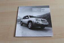 136461) Nissan X-Trail - Preise & tech. Daten & Ausstattungen - Prospekt 07/2009