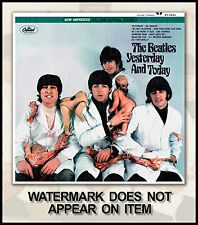 THE BEATLES YESTERDAY AND TODAY BUTCHER FANTASY ALBUM COVERR #6