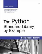 The Python Standard Library by Example, Hellmann, Doug, Good Book