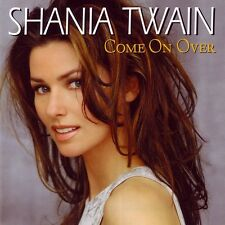 Shania Twain CD Come On Over - Europe (M/M)
