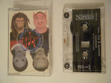 APES, PIGS AND SPACEMEN TRANSFUSION CASSETTE TAPE MUSIC FOR NATIONS 1995