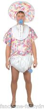 Adult Mens Floral Big Baby Stag Do Halloween Fancy Dress Costume Outfit Large