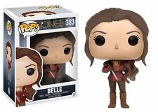 Funko Pop! TV Once Upon a Time - Belle Action Figure