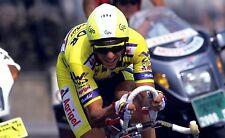 GREG LEMOND TOUR DE FRANCE 1989 FINAL TIME TRIAL VERSAILLES - PARIS POSTER