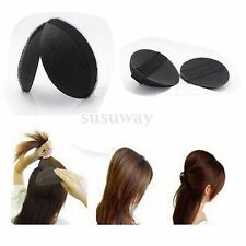 2X Hair Increase Lift Volume Bumpits Styling Bump Up Insert Sponge Pad Big+Small