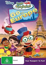 Little Einsteins GO TO EUROPE : NEW DVD