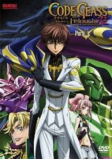 Code Geass Lelouch of the Rebellion: R2, Part 2, New DVD, ,