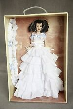 Franklin Mint Scarlett O' Hara. Belle Of The BBQ LE/1000 Doll with Clothes