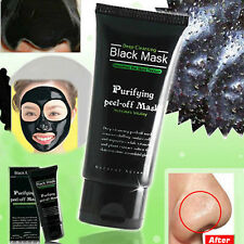 Hot Cleansing Purifying Blackhead Remover Deep Peel Acne Black Mud Face Mask