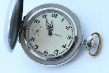 Molnija Vintage Pocket Watch -Serviced