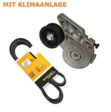 Riemenspanner + Keilrippenriemen VW PASSAT GOLF SHARAN 2.8 VR6 GALAXY MERCEDES
