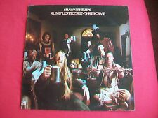 SHAWN PHILLIPS - RUMPLESTILTSKIN'S RESOLVE - UK LP 1976 - AMLH 64582 - VG+ COND.