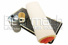 RANGE ROVER L322 3.0 TD6 SERVICE  KIT - OIL/AIR/FUEL & POLLEN FILTERS - BK0043