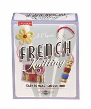 Lagoon Game Classic French Knitting Doll Kit Creative Craft Children Fun Set
