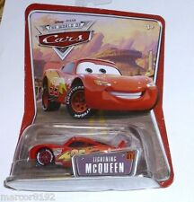Disney Pixar Cars Die-Cast Lightning McQueen # 1 New
