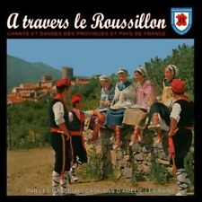 CD Through the Roussillon, songs and dances of provinces of France / IMPORT