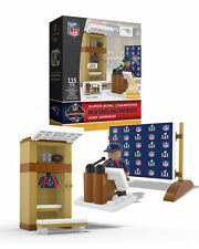 NEW ENGLAND PATRIOTS SUPER BOWL 51 CHAMPS LOCKER ROOM SET PC 115 OYO MINIFIGURE