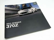 2011 Nissan 370Z Coupe Roadster Brochure