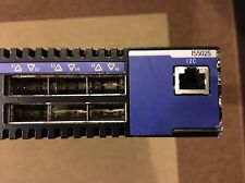 Mellanox IS5025 36-port Unmanaged 40Gb/s InfiniBand Switch InfiniScale